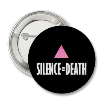 Silence = Death Button
