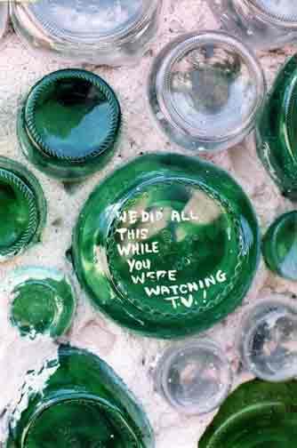 Tinkertown bottle