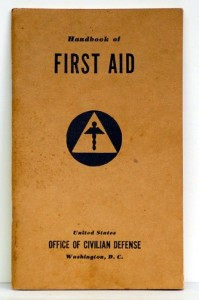 Handbook of First Aid